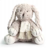 Мягкая игрушка Gulliver Зайка Ушастик, 18 см