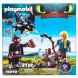 Конструктор Playmobil Драконы III: Игровой набор: Иккинг и Астрид