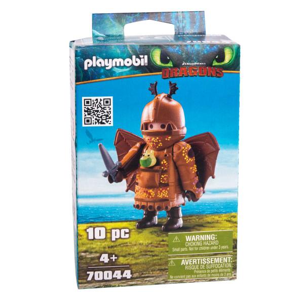 Конструктор Playmobil Драконы III: Рыбьеног в летном костюме