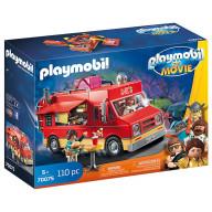 Конструктор Playmobil Фильм: Продуктовый фургончик Дела