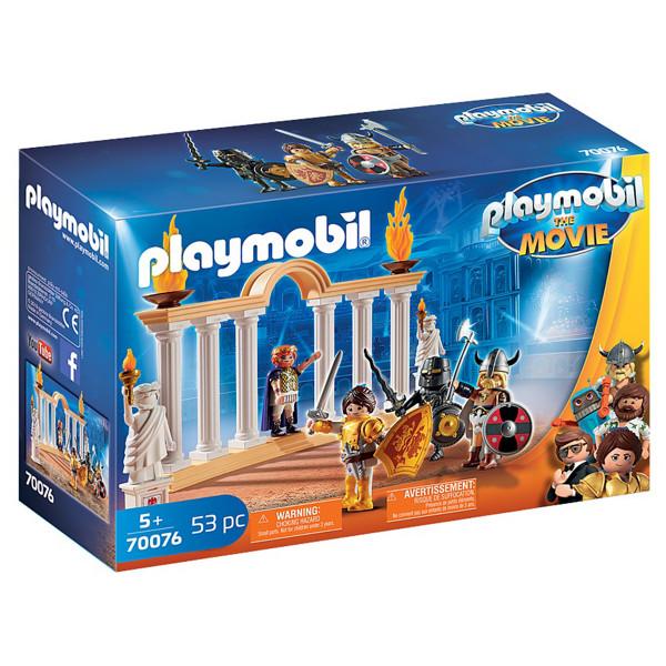 Конструктор Playmobil Фильм: Марла в Колизее