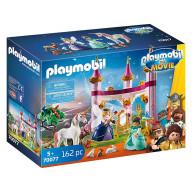Конструктор Playmobil Фильм: Марла и Роботирон в сказочном дворце