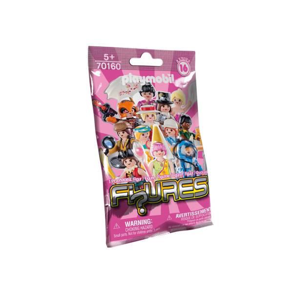 Конструктор Playmobil Фигурки девочек, Серия 16