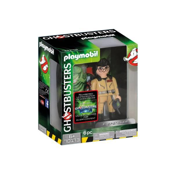 Конструктор Playmobil Охотники за привидениями: Ghostbusters™ Коллекционная фигура И.Спенглер