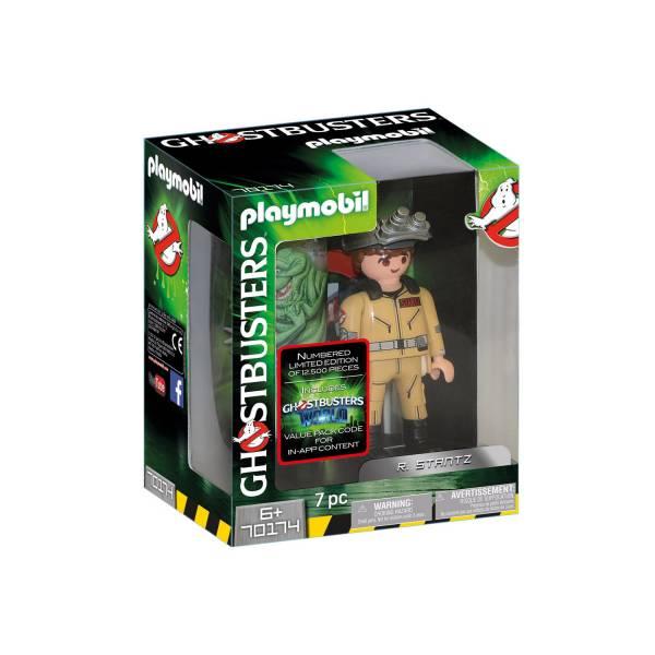 Конструктор Playmobil Охотники за привидениями: Ghostbusters™ Коллекционная фигура Р.Стэйнц