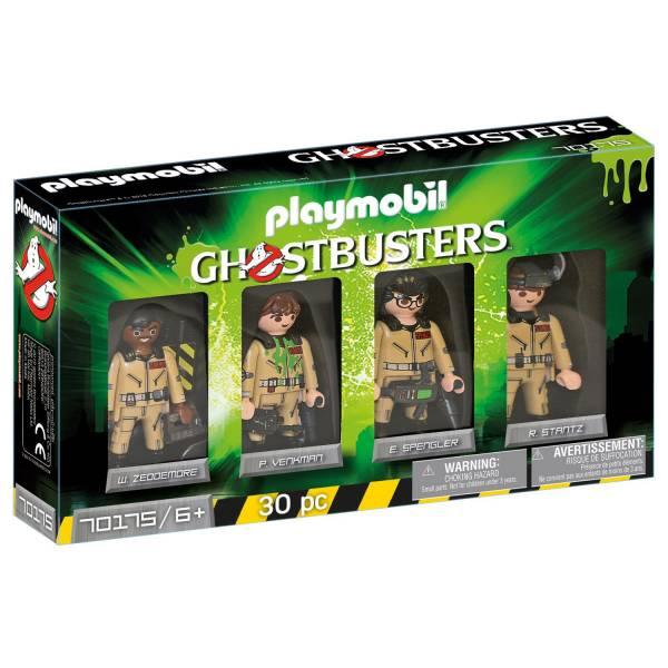 Конструктор Playmobil Охотники за привидениями: Ghostbusters™ Игровой набор с фигурками