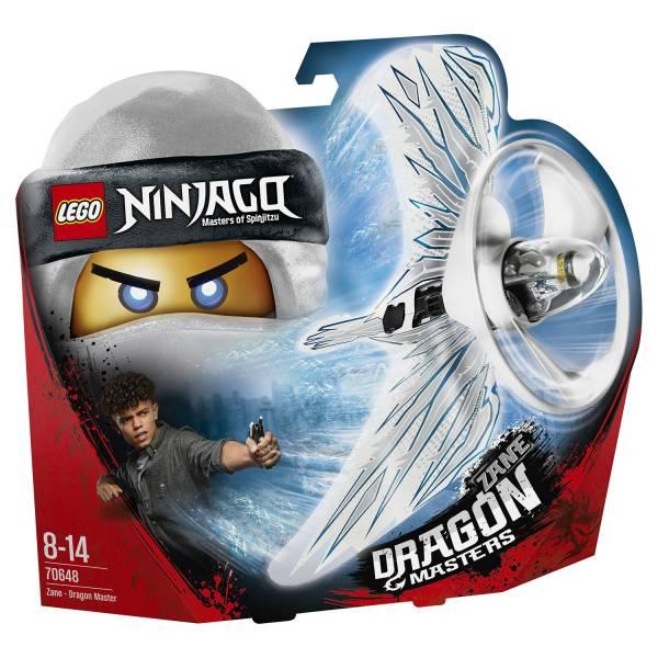 "Конструктор LEGO Ninjago ""Зейн — Мастер дракона"""