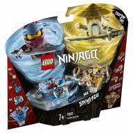 Конструктор LEGO Ninjago Ния и Ву: мастера Кружитцу