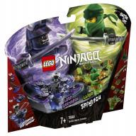 Конструктор LEGO Ninjago Ллойд мастер Кружитцу против Гармадона