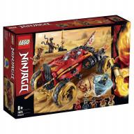 Конструктор LEGO Ninjago Внедорожник Катана 4x4