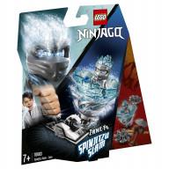 Конструктор LEGO Ninjago Бой мастеров кружитцу — Зейн