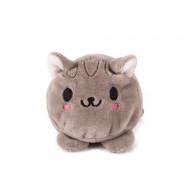"""Мягкая игрушка """"Button Blue"""", Серый кот, 7 см"""