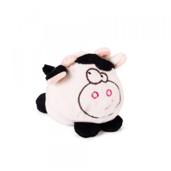 """Мягкая игрушка """"Button Blue"""", Мячик - Корова, 7 см"""