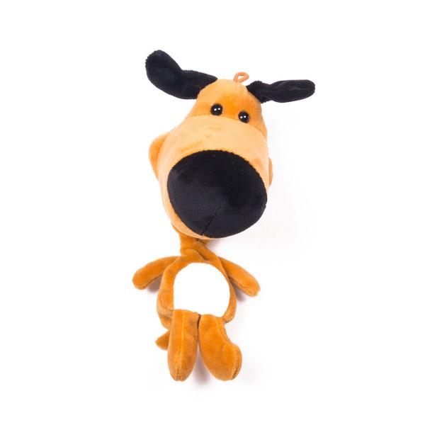 """Мягкая игрушка """"Button Blue"""", Подвеска - Собака, 20 см"""