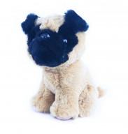 "Мягкая игрушка ""Button Blue"", Собачка Мопс, 20 см."
