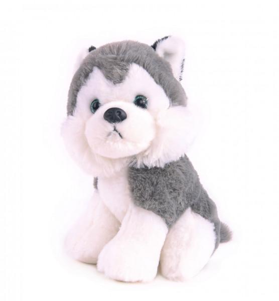 "Мягкая игрушка ""Button Blue"", Собачка Хаски, 20 см."
