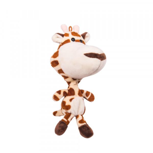 """Мягкая игрушка """"ButtonBlue"""", Подвеска - Жираф, 20 см"""