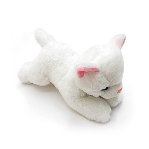 """Мягкая игрушка """"Button Blue"""", Котенок белый, 23 см"""