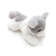 """Мягкая игрушка """"Button Blue"""", Котенок бело-серый, 23 см"""
