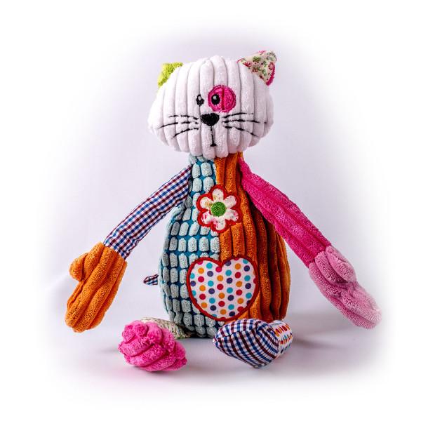 Мягкая игрушка Gulliver Кот Пятнышко, 25 см
