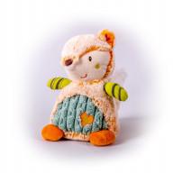 Мягкая игрушка Gulliver Лисичка цветная, 17 см