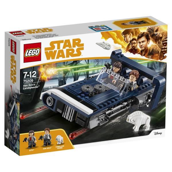 "Конструктор LEGO STAR WARS ""Спидер Хана Cоло"""