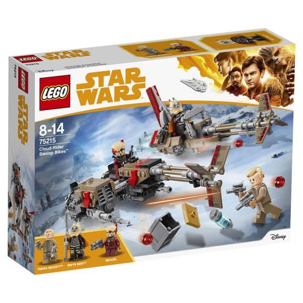 "Конструктор LEGO STAR WARS ""Свуп-байки"""