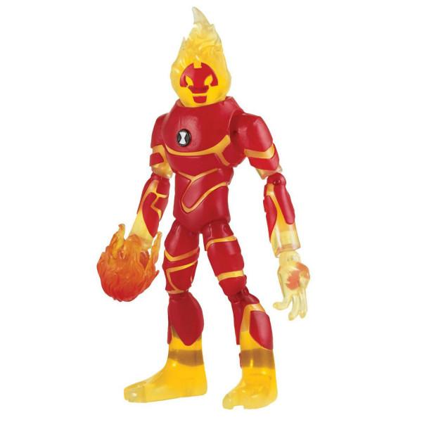 Ben 10 Фигурка 12.5 см, Человек-огонь