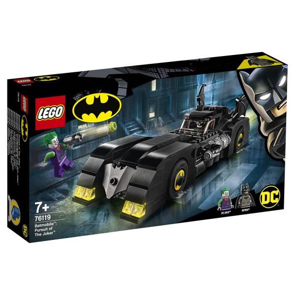 Конструктор LEGO Super Heroes Бэтмобиль: Погоня за Джокером