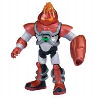 Ben-10 Фигурка Бронированный Человек-огонь