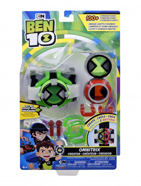 """Ben 10 Игровой набор делюкс """"Создай свои Омнитрикс"""""""