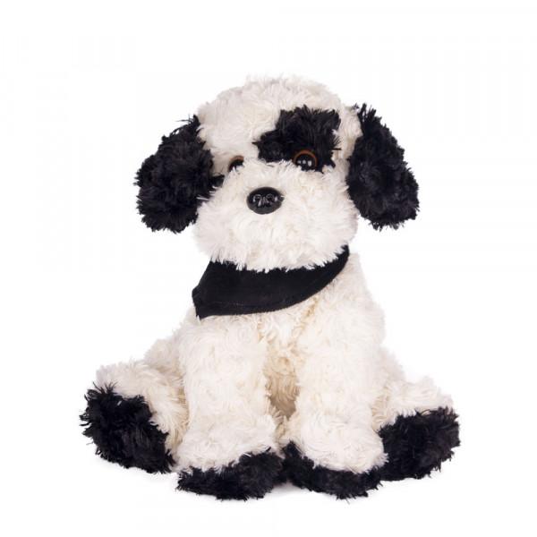 Мягкая игрушка Gulliver Щенок Марти черныш, 24 см