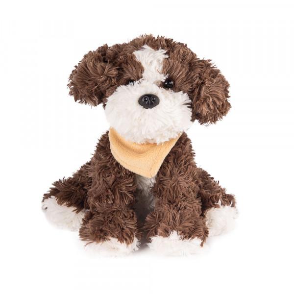Мягкая игрушка Gulliver Собака Рекс, 19 см