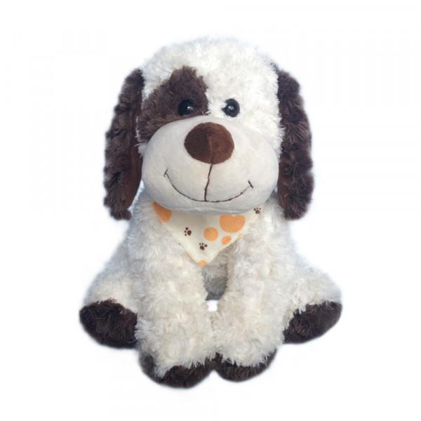 Мягкая игрушка Gulliver Собака Шарик, 19 см