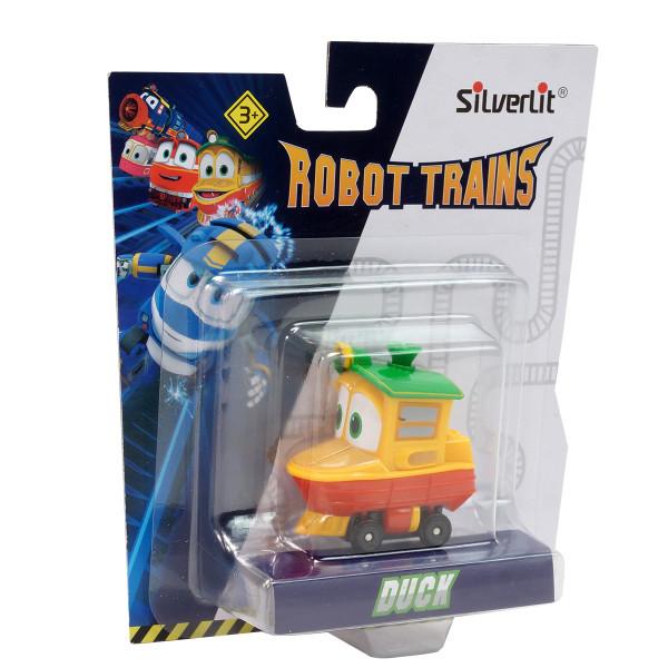 Паровозик Robot Trains Утенок в блистере
