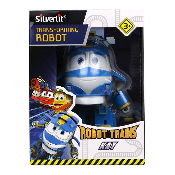 Трансформер Robot Trains Кей 10 см