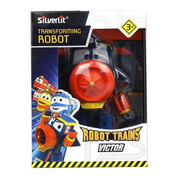 Трансформер Robot Trains Виктор 10 см