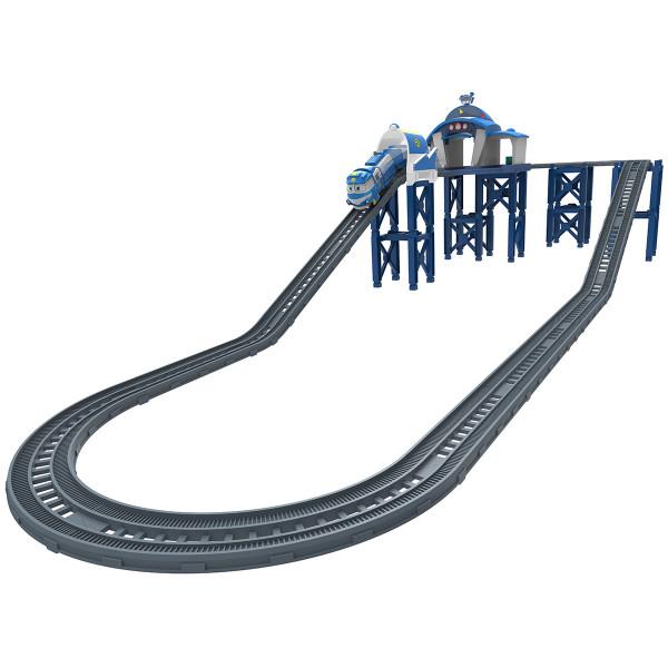 """Набор Robot Trains """"Станция Кея"""""""