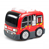 Программируемая пожарная машина Tooko