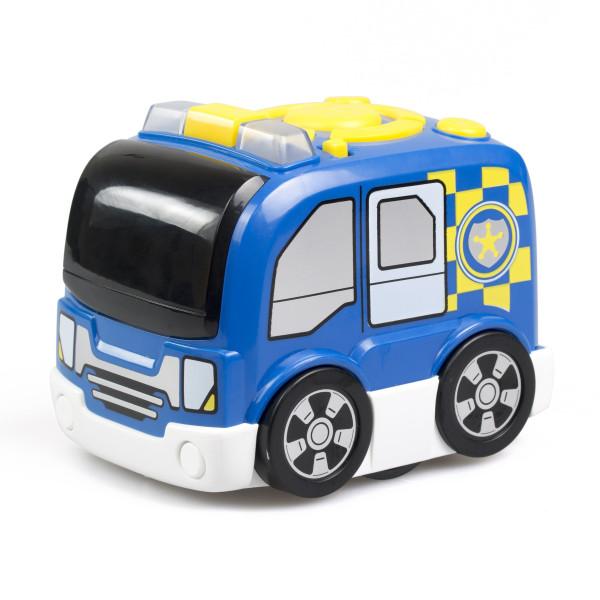 Программируемая полицейская машина Tooko
