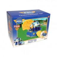 Кейс Robocar Poli для трансформера Поли 12,5 см, без машинки
