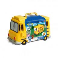 Кейс Robocar Poli для хранения машинок Скулби (вместимость 14 машинок)