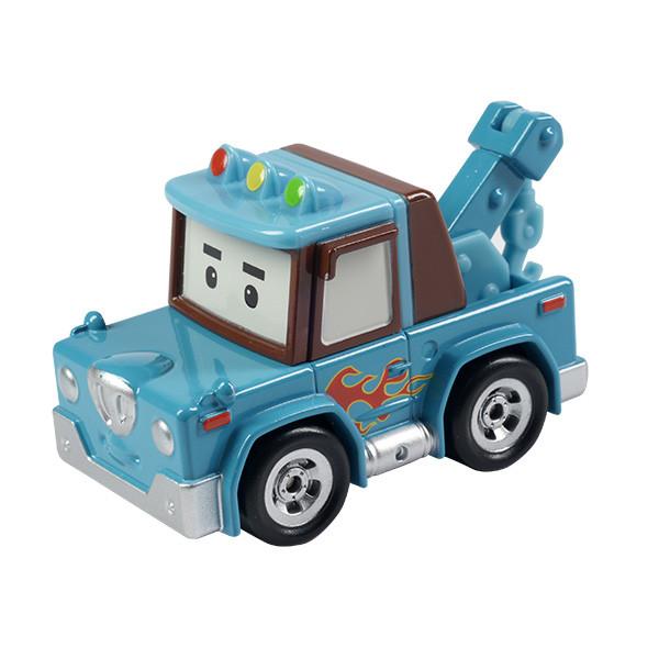 Спуки Robocar Poli металлическая машинка 6 см