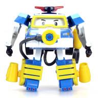 Поли трансформер Robocar Poli 10 см + костюм водолаза