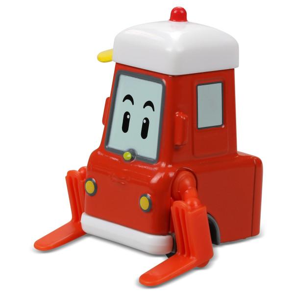 Лифти Robocar Poli металлическая машинка 6см