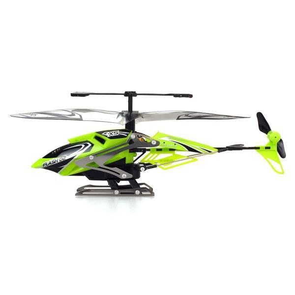3-х канальный вертолет Штурмовик на ИК (зеленый)