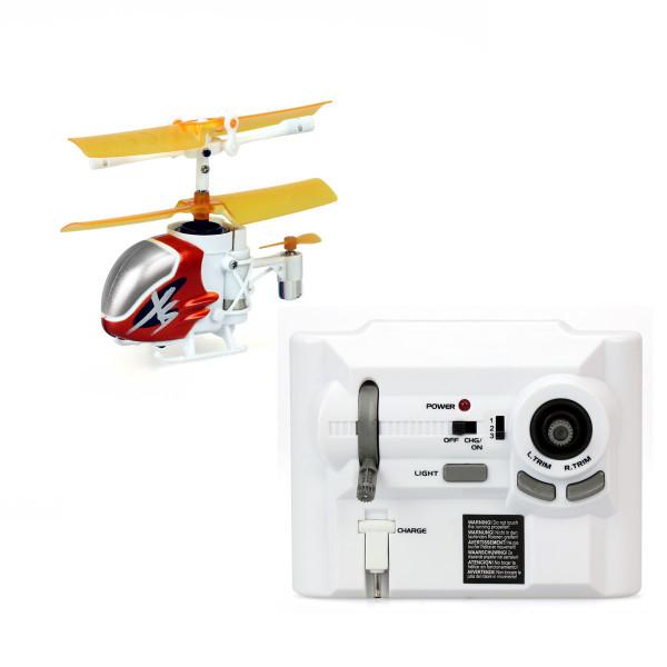 Вертолет Нано Фалкон XS (из книги рекордов Гиннесса) на радиоуправлении