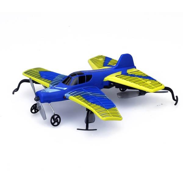 Квадрокоптер-самолет Спид Глайдер на радиоуправлении (синий)