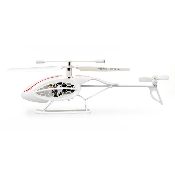 4-х канальный вертолет Феникс ИК белый