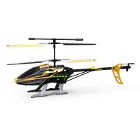 3-х канальный вертолет на радиоуправлении для улицы 46 см (желтый)